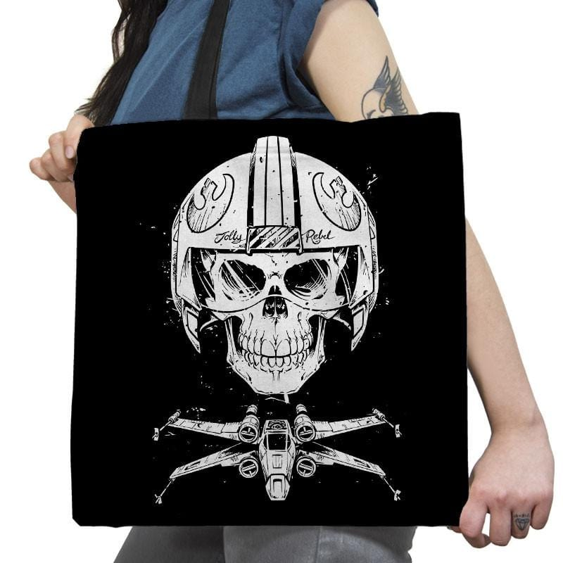The Jolly Rebel Exclusive - Tote Bag - Tote Bag - RIPT Apparel