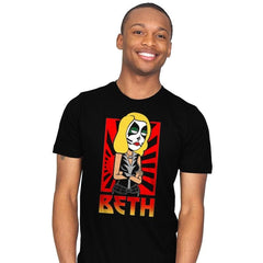 Beth - Mens - T-Shirts - RIPT Apparel