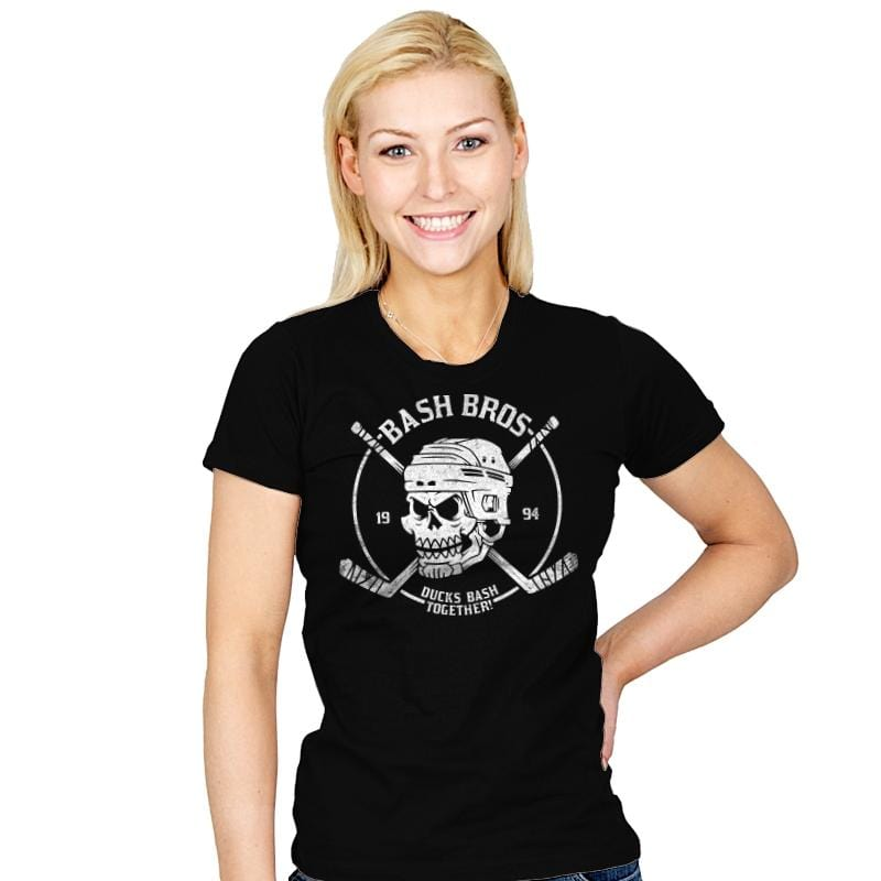 Bash Bros - Womens - T-Shirts - RIPT Apparel