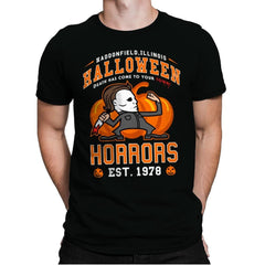 Halloween Horrors - Mens Premium - T-Shirts - RIPT Apparel