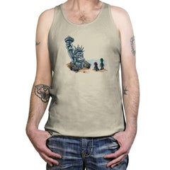 Planet of the Kong Reprint - Tanktop - Tanktop - RIPT Apparel