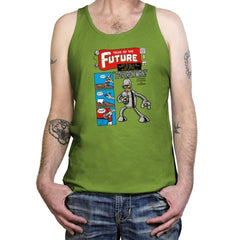 Tales of the Future Exclusive - Tanktop - Tanktop - RIPT Apparel
