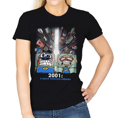 2001: A Space Madness Odyssey Exclusive - Womens - T-Shirts - RIPT Apparel