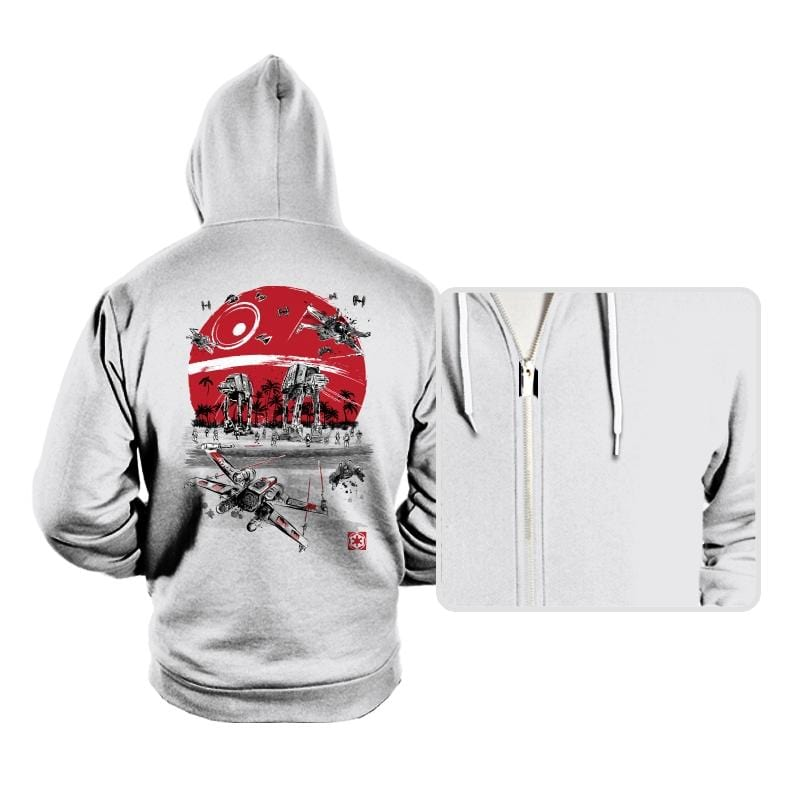 Battle on the Beach - Hoodies - Hoodies - RIPT Apparel
