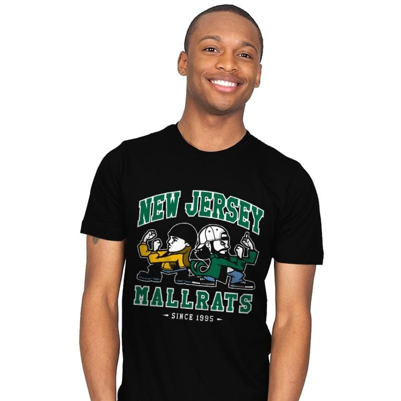 New Jersey Mallrats - Mens - T-Shirts - RIPT Apparel
