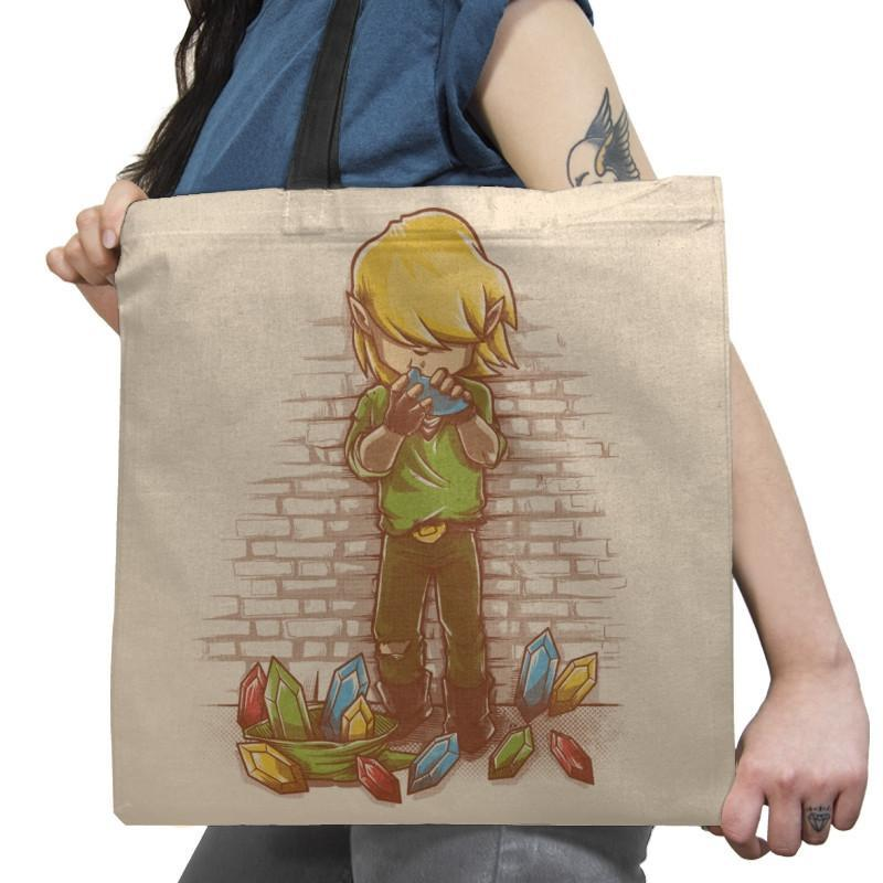 After the Adventure - Art Attack - Tote Bag - Tote Bag - RIPT Apparel