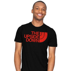THE UPSIDE DOWN - Mens - T-Shirts - RIPT Apparel