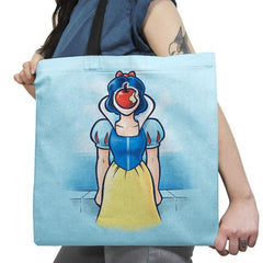 Princess of Man Exclusive - Tote Bag - Tote Bag - RIPT Apparel