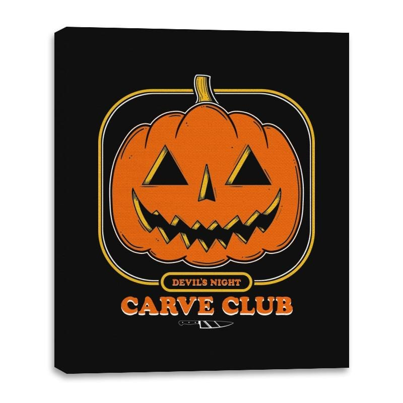Carve Club - Canvas Wraps - Canvas Wraps - RIPT Apparel
