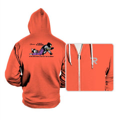 Go to Arkham  - Hoodies - Hoodies - RIPT Apparel
