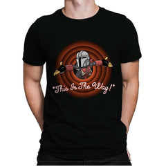 This Is The Way - Mens Premium - T-Shirts - RIPT Apparel