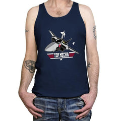 Top Mecha - Tanktop - Tanktop - RIPT Apparel