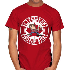 Fightin' Hicks - Mens - T-Shirts - RIPT Apparel