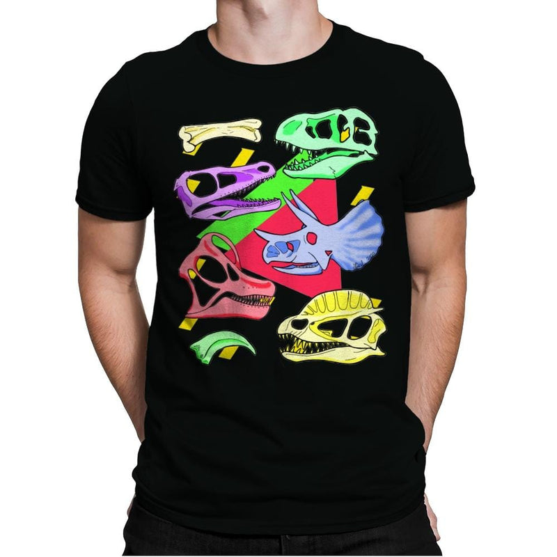 Radical Dinos - Mens Premium - T-Shirts - RIPT Apparel