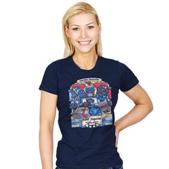 Saint Superior Exclusive - Womens - T-Shirts - RIPT Apparel