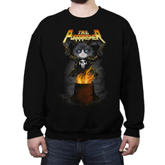 THE PURRRNISHER - Crew Neck Sweatshirt - Crew Neck Sweatshirt - RIPT Apparel