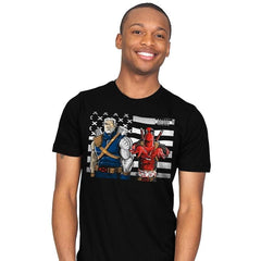 Chimichanga Junction - Mens - T-Shirts - RIPT Apparel