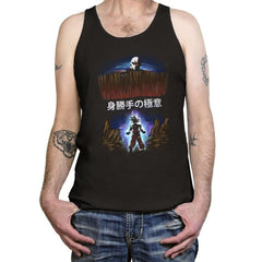 Ultra Battle - Tanktop - Tanktop - RIPT Apparel
