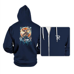 Nouveau Dawn - Hoodies - Hoodies - RIPT Apparel