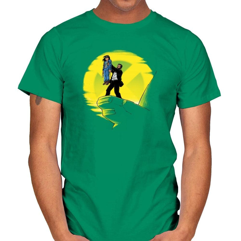 The Wolvie King Exclusive - Mens - T-Shirts - RIPT Apparel