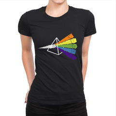Dark Side o' The Dice - Womens Premium - T-Shirts - RIPT Apparel