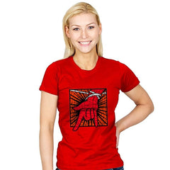 St. Angerman - Womens - T-Shirts - RIPT Apparel