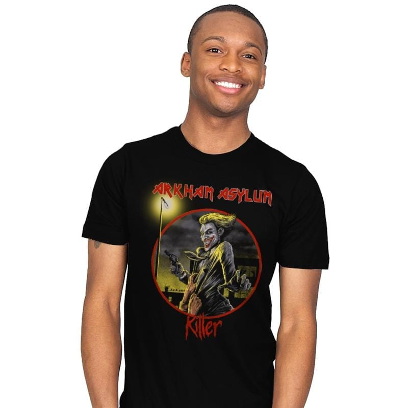 Arkham Asylum Exclusive - Best Seller - Mens - T-Shirts - RIPT Apparel