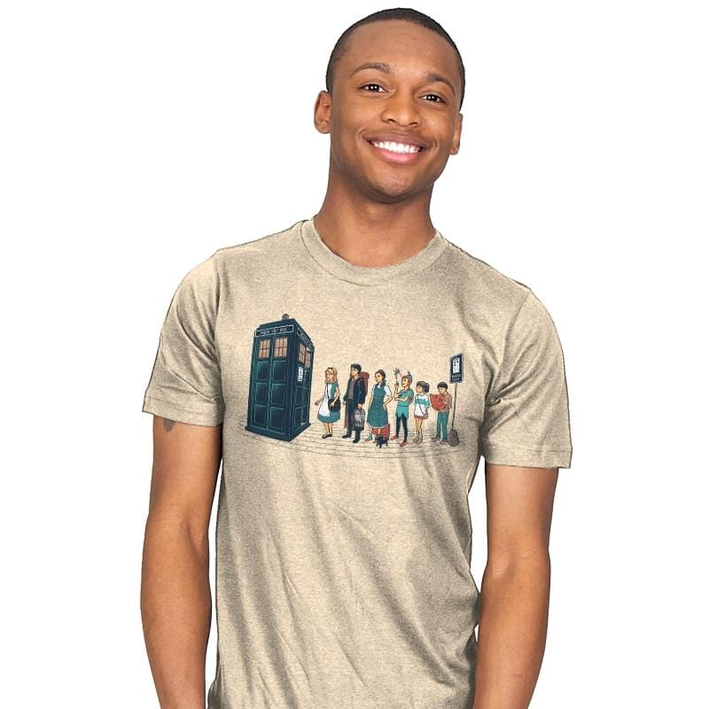 The Doctor's Express - Mens - T-Shirts - RIPT Apparel