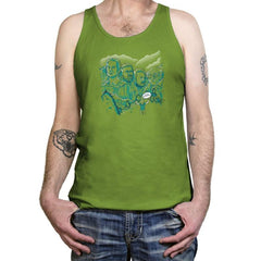 Mt. Sunnymore Exclusive - Tanktop - Tanktop - RIPT Apparel