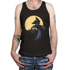The Night Over - Tanktop - Tanktop - RIPT Apparel