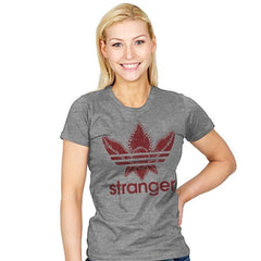 Stranger - Womens - T-Shirts - RIPT Apparel