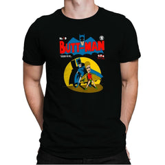 Butt-Man Exclusive - Mens Premium - T-Shirts - RIPT Apparel