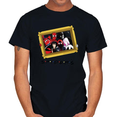 Spider Firends - Mens - T-Shirts - RIPT Apparel