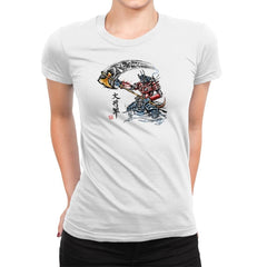 Shogun Prime Exclusive - Womens Premium - T-Shirts - RIPT Apparel