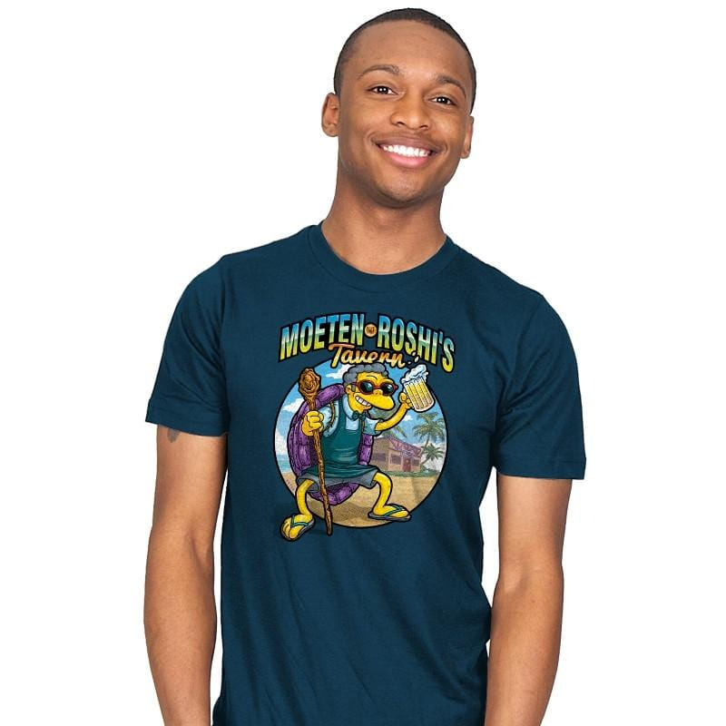 Moeten Roshi's Tavern - Mens - T-Shirts - RIPT Apparel