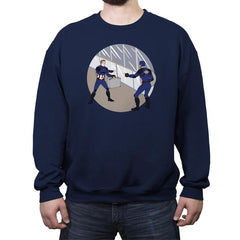 Two Captains - Crew Neck Sweatshirt - Crew Neck Sweatshirt - RIPT Apparel