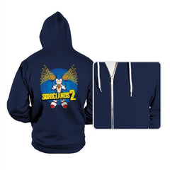 Soniclands 2 - Hoodies - Hoodies - RIPT Apparel
