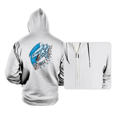 Blue Eyes - Hoodies - Hoodies - RIPT Apparel