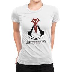 The Creedorian - Womens Premium - T-Shirts - RIPT Apparel
