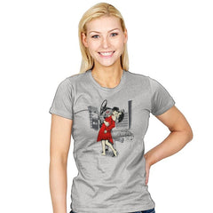 G-B Day - Womens - T-Shirts - RIPT Apparel