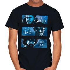 The Good, The Bad and The Imp - Mens - T-Shirts - RIPT Apparel