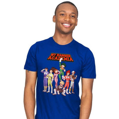 My Ranger Academia - Mens - T-Shirts - RIPT Apparel