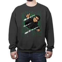 Vault Neo - Crew Neck Sweatshirt - Crew Neck Sweatshirt - RIPT Apparel