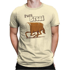Pure Bread - Mens Premium - T-Shirts - RIPT Apparel