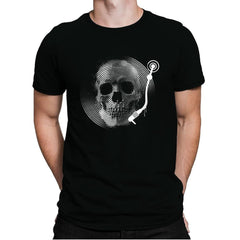 Death Tune - Mens Premium - T-Shirts - RIPT Apparel
