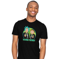 Wubba Fiction - Mens - T-Shirts - RIPT Apparel