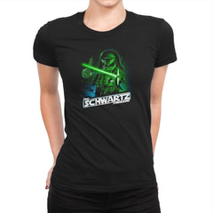The Schwartz Side Exclusive - Womens Premium - T-Shirts - RIPT Apparel