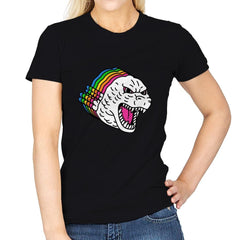 Colors of Godzilla - Womens - T-Shirts - RIPT Apparel