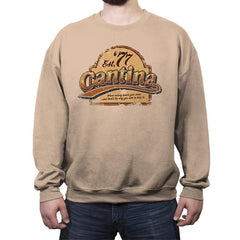 Where Everybody Knows Your Name - Crew Neck Sweatshirt - Crew Neck Sweatshirt - RIPT Apparel