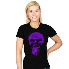 Punish The Universe  - Womens - T-Shirts - RIPT Apparel
